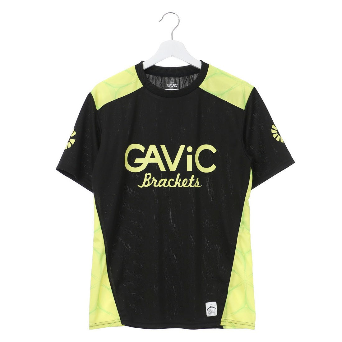 ガビック GAViC メンズ サッカー/フットサル 半袖シャツ カレイド柄プラクティスシャツ GA8027
