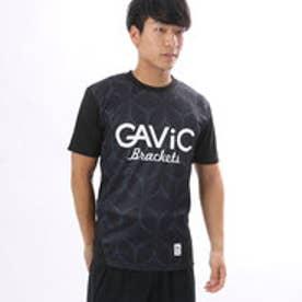 ガビック GAViC サッカー/フットサル 半袖シャツ カレイド柄プラクティスシャツ GA8039