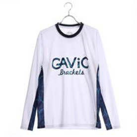 ガビック GAViC サッカー/フットサル 長袖シャツ カレイド柄ロングプラクティスシャツ GA8040