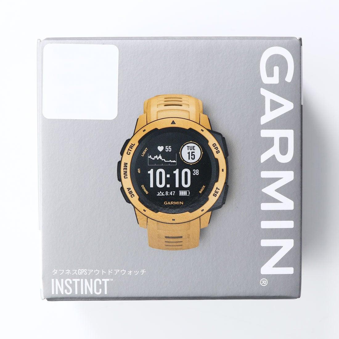 cac0562548 ガーミン GARMIN 陸上/ランニング 時計 Instinct Sunburst 0100206442 7167 -レディースファッション通販  ロコンドガールズコレクション (LOCONDO GIRL'S COLLECTION)