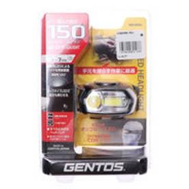 ジェントス GENTOS メンズ トレッキング ヘッドライト NR-003S NR-003S