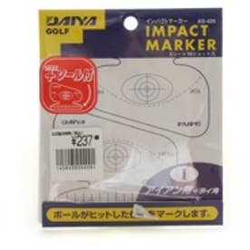 ダイヤゴルフ DAIYA GOLF ゴルフ練習器具 インパクトマーカー アイアン用+ライ角