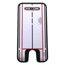 ゴルフ5 GOLF5 ユニセックス ゴルフ パット練習小物 パッティングミラースモール ELG-MS13