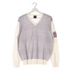 ゴルフ5 GOLF5 メンズ ゴルフ 長袖セーター 66208