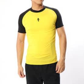 ゴールドジム GOLD'S GYM メンズ フィットネス 半袖Tシャツ ゴールドジム G2247