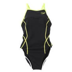 スピード GW SPEED レディース 水泳 競泳水着 ウイメンズトレインカットスーツ SD56T01【返品不可商品】