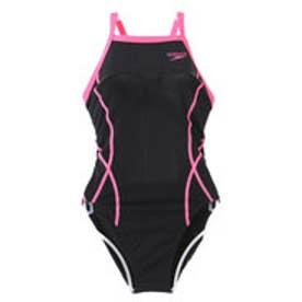 スピード GW SPEED レディース 水泳 競泳水着 ウイメンズトレインカットスーツ SD56T01