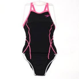 スピード SPEEDO レディース 水泳 競泳水着 ウイメンズトレインカットスーツ SD56T01