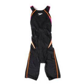 スピード SPEEDO レディース 水泳 競泳水着 FLEXΣ IIウイメンズセミオープンバックニースキン SD48H09【返品不可商品】