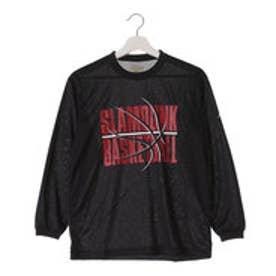 フープスター Hoopstar バスケットボール 長袖Tシャツ Tシャツ TLSD019-B
