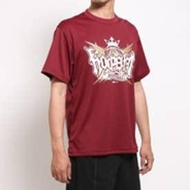 フープスターサカイ hoop star バスケットボールTシャツ THS-147 レッド