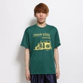 【アウトレット】フープスターサカイ hoop star バスケットボールTシャツ THS-148 グリーン