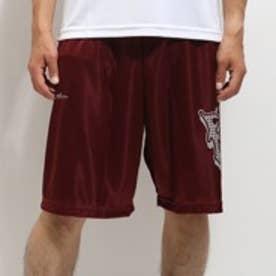 フープスターサカイ Hoopstar バスケットボールプラクティスパンツ プラパンロング PPLHS-147  レッド (バーガンディ)