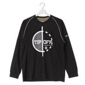 フープスター Hoopstar バスケットボール 長袖Tシャツ Tシャツ TLT002-B