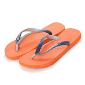 ハワイアナス havaianas サンダル TOP MIX 411554 オレンジ 0055 (オレンジ)
