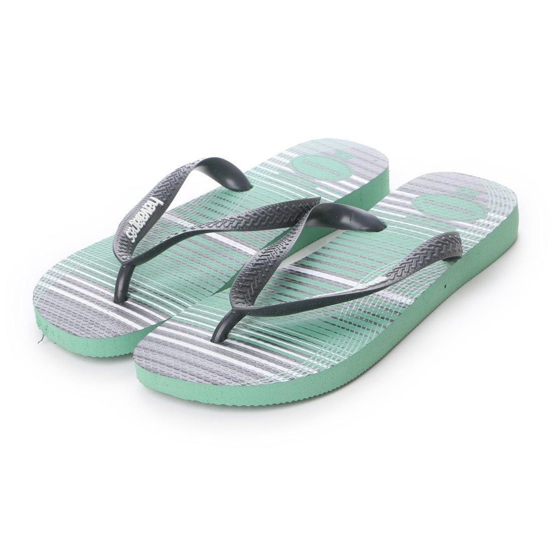 【SALE 50%OFF】ハワイアナス havaianas サンダル TREND 4103358 グリーン 0056 (グリーン) メンズ