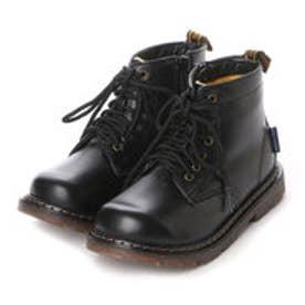 ハンテン HANG TEN ジュニア 短靴 レースUPブーツ HT-02452 8034