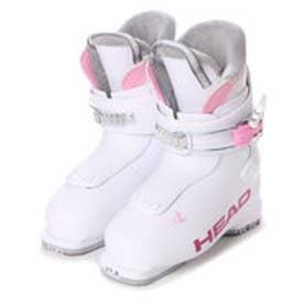 ヘッド HEAD ジュニア スキー ブーツ JUNIOR Z1 606556 (ホワイト)