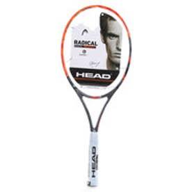 ヘッド HEAD 硬式テニスラケット グラフィン XT ラジカル プロ 230206 オレンジ  (オレンジ×ブラック)