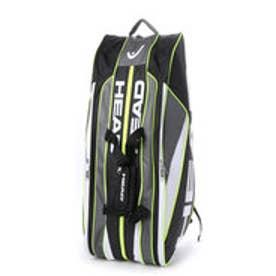 ヘッド HEAD テニスラケットケース エリート 9R スーパーコンビ 283366 (ブラック)