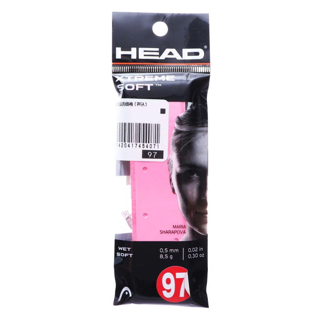 ヘッド HEAD ユニセックス テニス グリップテープ エクストリームソフト シングル 285844
