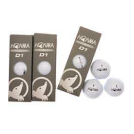 ホンマ HONMA ゴルフ 公認球 ツーピースボール HONMA D1