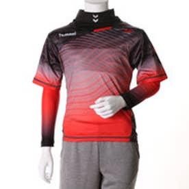ヒュンメル hummel ジュニア サッカー/フットサル 半袖シャツ HPFCジュニアプラシャツインナーセット HJP7095