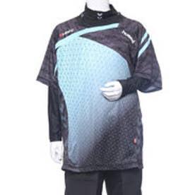 ヒュンメル hummel ジュニア サッカー/フットサル レイヤードシャツ ジュニアプラシャツ・インナーセット HJP7103