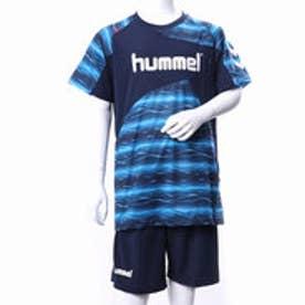 ヒュンメル HUMMEL ジュニア サッカー/フットサル 半袖シャツ ジュニアプラクティススーツ HJP1132SP