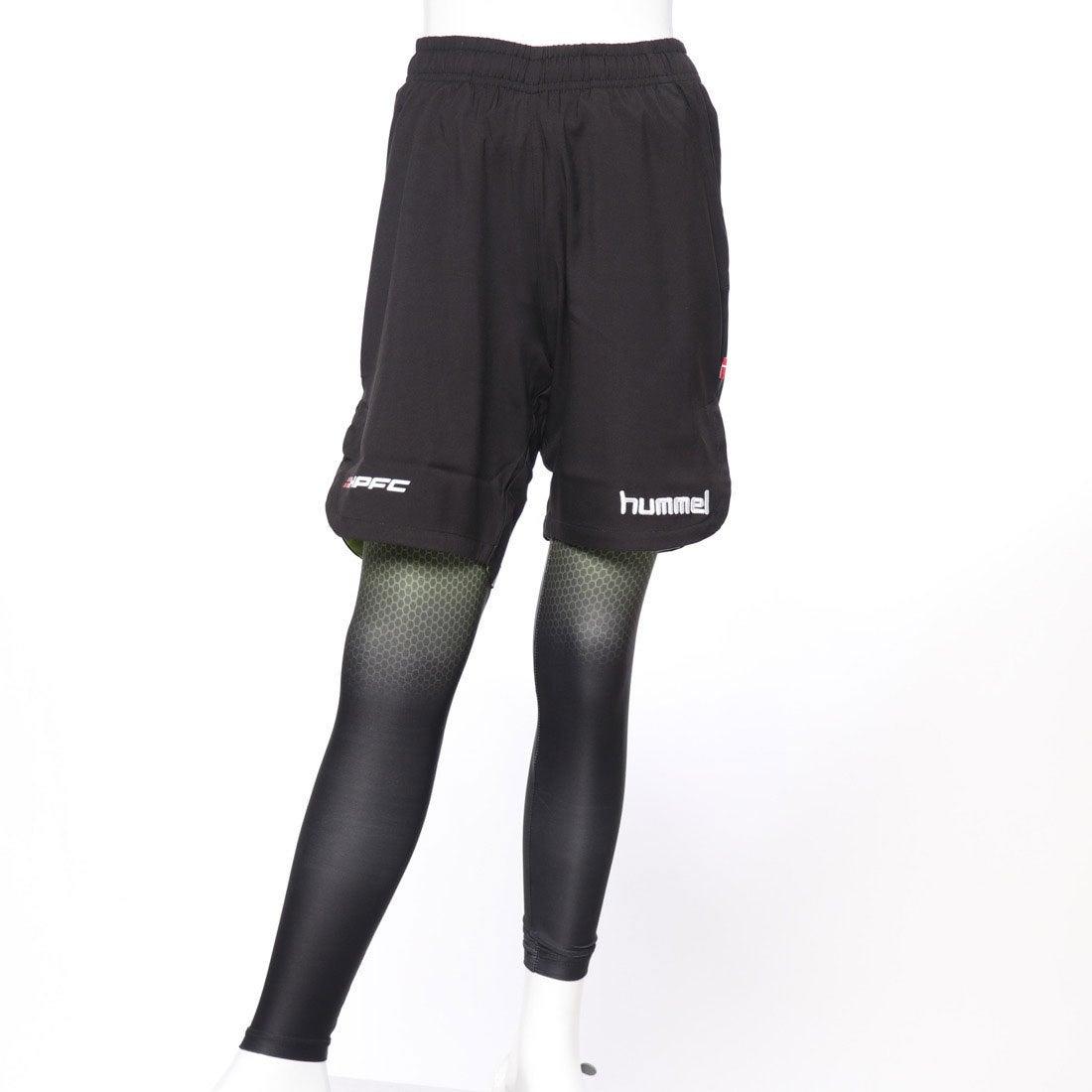 ロコンド 靴とファッションの通販サイトヒュンメル hummel ジュニア サッカー/フットサル レイヤードパンツ ジュニアプラパンツ・インナーセット HJP2109