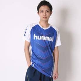 ヒュンメル hummel サッカープラクティスシャツ アルペンオリジナル HAP1122AP (ブルー)