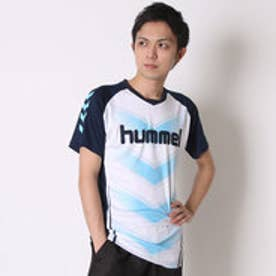 ヒュンメル hummel サッカープラクティスシャツ アルペンオリジナル HAP1122AP (ホワイト)