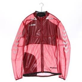 ヒュンメル hummel サッカーウィンドジャケット HPFCライトスパーク HAW2057 (レッド)