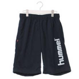 ヒュンメル hummel メンズ スウェットハーフパンツ ポリスエットハーフパンツ HAP8172HPA