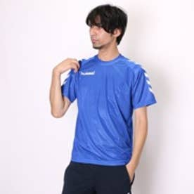 ヒュンメル hummel ハンドボールシャツ HM HAG3015 HS ブルー (ロイヤルブルー)