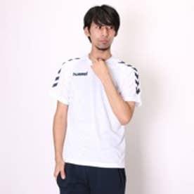 ヒュンメル hummel ハンドボールシャツ HM HAG3015 HS ホワイト (ホワイトNV)