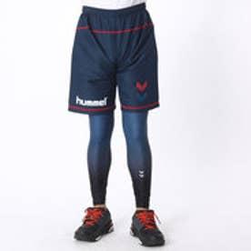 ヒュンメル HUMMEL ユニセックス サッカー/フットサル レイヤードパンツ HPFCプラパンツインナーセット HAP2045