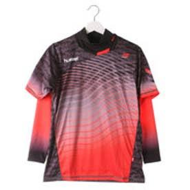 ヒュンメル HUMMEL ユニセックス サッカー/フットサル レイヤードシャツ HPFCプラシャツインナーセット HAP7095