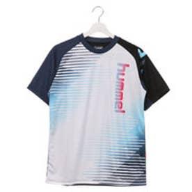 ヒュンメル HUMMEL ユニセックス サッカー/フットサル 半袖シャツ プラクティスシャツ HAP4123