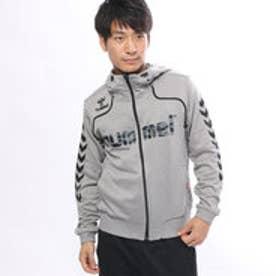 ヒュンメル hummel ユニセックス ハンドボール ウォームアップシャツ ハンドボールスウェットフードジャケット HAP8179H