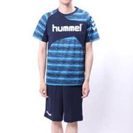ヒュンメル hummel サッカー フットサル 半袖 シャツ プラクティススーツ HAP1132SP