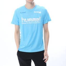 ヒュンメル hummel サッカー フットサル 半袖 シャツ プラクティスTシャツ HAP4124