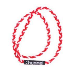ヒュンメル HUMMEL サッカー フットサル ヘアバンド 三編みヘアゴム HFA9108