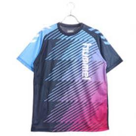 ヒュンメル hummel サッカー フットサル 半袖 シャツ プラクティスシャツ HAP1134