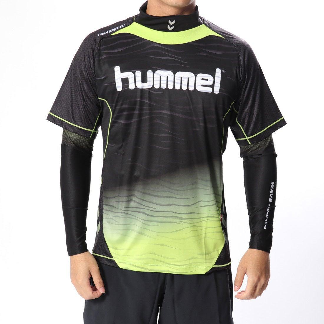 ロコンド 靴とファッションの通販サイトヒュンメル hummel サッカー/フットサル レイヤードシャツ HPFC-プラシャツ・インナーセット HAP7109