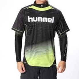 ヒュンメル hummel サッカー/フットサル レイヤードシャツ HPFC-プラシャツ・インナーセット HAP7109