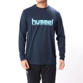 ヒュンメル hummel ハンドボール 長袖プラクティスシャツ 長袖プラシャツ HAY2081