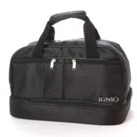イグニオ IGNIO ゴルフボストンバッグ IG-0B1034BB2 ブラック