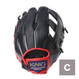 イグニオ IGNIO ジュニア 軟式野球 ギア 8BG4027