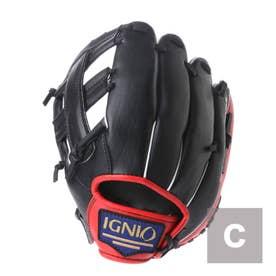 イグニオ IGNIO ジュニアユニセックス 軟式野球 野手用グラブ 8BG4027